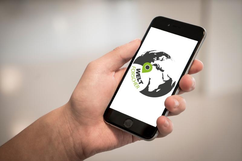 Was passiert mit dem Handy während der Weltreise?