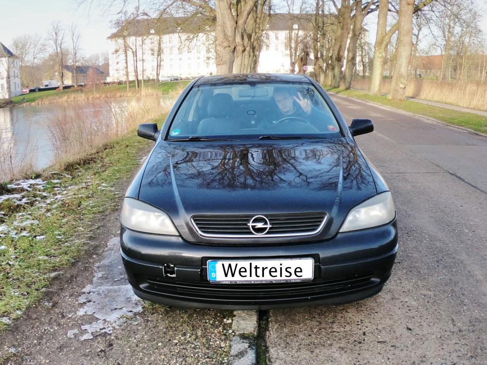 Mein Auto still legen oder verkaufen für die Weltreise?